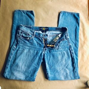 Lucky Brand Jeans - Lucky Brand Sweet'N Straight Jeans- Size 27 (4)